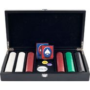 Trademark Poker 300 8.5g Super Diamond Poker Chips in Las Vegas Sign Case at Kmart.com