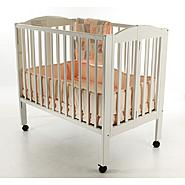 Dream On Me All-In-One Portable Folding Crib, Playpen and Changing Station White at Kmart.com