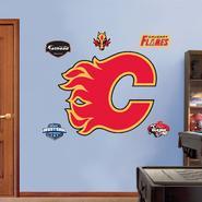 Fathead Calgary Flames Logo Fathead at Sears.com