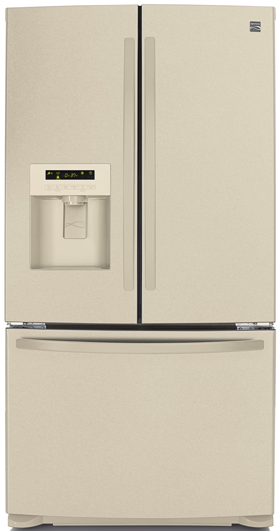 Kenmore 72034 247 Cu Ft French Door Bottom Freezer Refrigerator