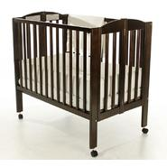 Dream On Me 2 in 1 Portable Folding Crib Espresso at Kmart.com