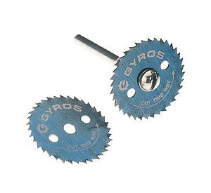 82-30821 Ripsaw Blades (2) w/Mandrel Set,