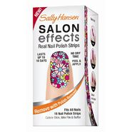 Sally Hansen Salon Effects Nail Polish Strips .10 oz Girl Flower at Sears.com