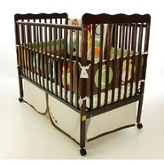 Dream On Me Classic 2 in 1 Convertible Crib Espresso at Sears.com