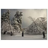 Trademark Fine Art Lois Bryan 'Winter Scene II' Canvas Art at Kmart.com