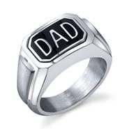 Men's Diamond Accent Flip Dad Ring at Kmart.com