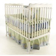 Dream On Me Classic 2 in 1 Convertible Crib White at Sears.com