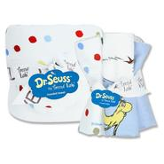 Trend Lab Dr. Seuss - One Fish, Two Fish - Hooded Towel and Wash Cloth Set at Sears.com