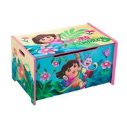 Delta Childrens Nickelodeon Dora the Explorer Toy Box at Kmart.com