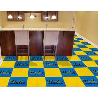 Fanmats UCLA - University of California, Los Angeles Collegiate Carpet Tiles