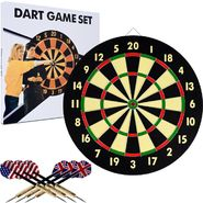 Trademark Games Dart Game Set with 6 Darts & Board at Kmart.com