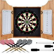 Trademark Games TGT Beveled Wood Dart Cabinet - Pro Style Board and Darts at Kmart.com