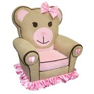 Magical Harmony Kids Ballerina Bear Chair at Kmart.com