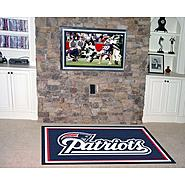 Fanmats New England Patriots 5x8 Area Rug at Kmart.com
