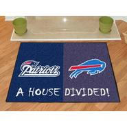 Fanmats New England Patriots - Buffalo Bills All-Star (House Divided) at Kmart.com