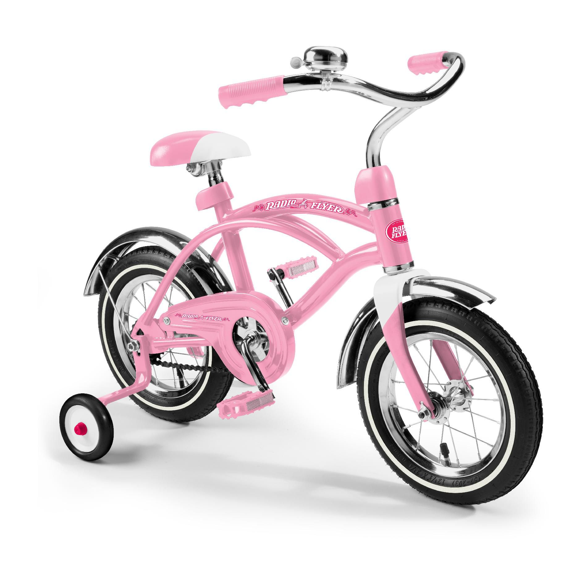 RADIO FLYER  Classic Pink 12'' Cruiser&#153