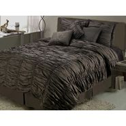 Jenny George Designs Ruched Comforter Set Full/Queen at Kmart.com
