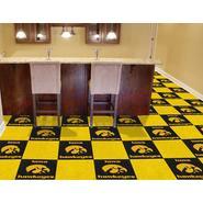Fanmats University of Iowa Collegiate Carpet Tiles at Sears.com