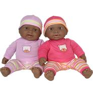 Lots to Cuddle Baby 15in Doll Twins - AA at Kmart.com