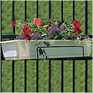 Cobraco Open-End Adjustable Flower Box Holder - White XL at Kmart.com