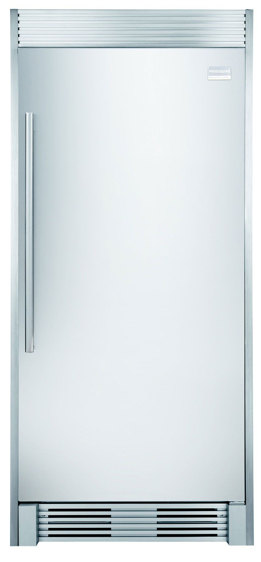 19.0 cu. ft. Freezerless Refrigerator, Stainless Steel                                                                           at mygofer.com