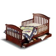 Sorelle Furniture Joel Toddler Bed - Cherry at Kmart.com
