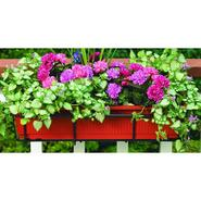 "Cobraco Adjustable 24""-36"" Flower Box Holder - Black at Kmart.com"