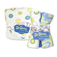 Trend Lab Dr. Seuss Blue Oh! the Places You'll Go! Hooded Towel and Wash Cloth Set. at Sears.com