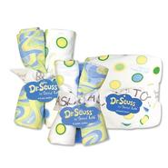 Bumkins Trend Lab's Dr. Seuss Blue Oh! the Places You'll Go! Hooded Towel, Wash Cloth and Burp Cloth Set at Sears.com