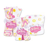 Trend Lab's Dr. Seuss Pink Oh! the Places You'll Go! Hooded Towel, Wash Cloth and Burp Cloth Set at Sears.com