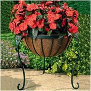 Cobraco Canterbury Basket Plant Stand at Sears.com