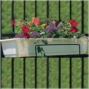 Cobraco Open-End Adjustable Flower Box Holder - Black XL at Kmart.com