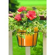 "Cobraco 8"" Adjustable Basic Flower Pot Holder - Black at Kmart.com"