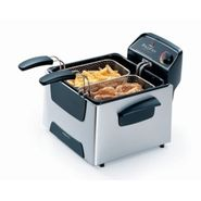 Presto 12-Cup Dual Basket ProFry Deep Fryer - Stainless Steel at Kmart.com