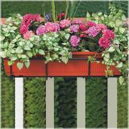 "Cobraco 24"" Adjustable Basic Flower Box Holder - Black at Kmart.com"