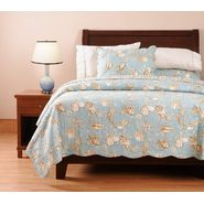Quilts & Accessories F/Q Quilt Ocean Blue at Kmart.com