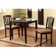 TMS 3pc. Metropolitan Dining Set in espresso finish at Sears.com