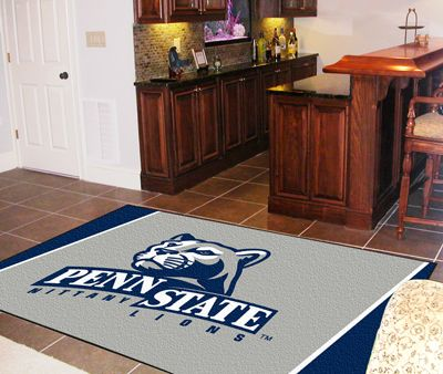 Fanmats Penn State 5x8 Area Rug