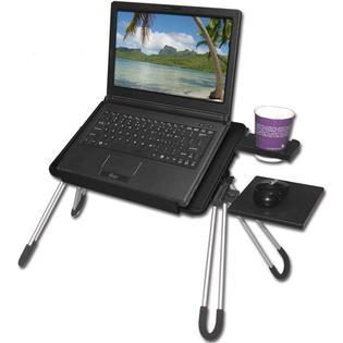 TG Portable Laptop Table - Black