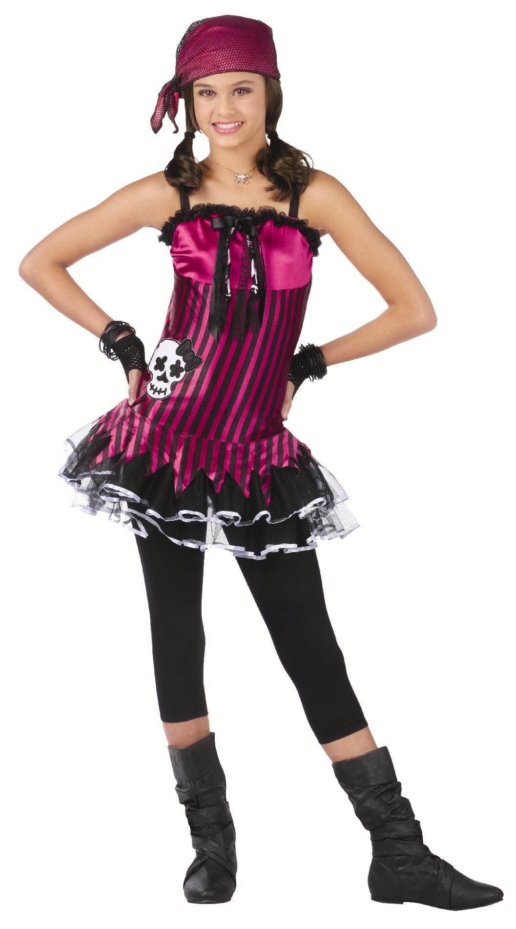 Totally Ghoul  Rockin Pirate Child Costume