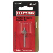 Craftsman 3/32 in. Piloted Router Bit at Craftsman.com