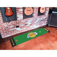 Fanmats NBA - Los Angeles Lakers Putting Green Mat at Kmart.com