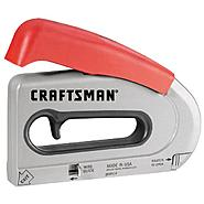 Craftsman All-Purpose Stapler/Brad Nailer EasyFire Forward Action at Kmart.com