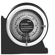 Craftsman Magnetic Universal Protractor at Craftsman.com