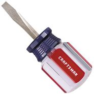 Craftsman 3/16 x 1-1/2 in. Screwdriver, Slotted at Sears.com