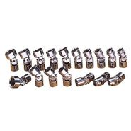 Craftsman 17 pc. Standard and Metric Flex Socket Set, 6 pt., 3/8 in. Drive at Craftsman.com