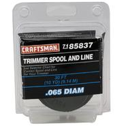 "Craftsman .065"" Replacement Spool Trimmer Line at Craftsman.com"