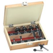 Craftsman 10 pc. Router Bit Set at Craftsman.com
