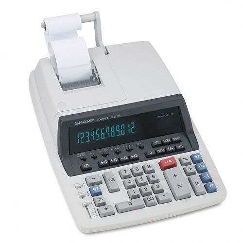 QS-2770H Calculator, Two-Color Printing,