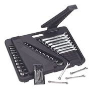 Craftsman 32 pc. Standard and Metric 12 pt. Combination Wrench Set at Craftsman.com